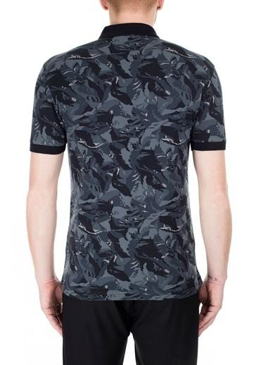 Lacoste  Slim Fit Polo T Shirt Erkek Polo Ph0061 61S Siyah